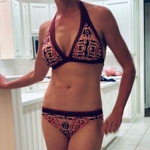 Gibson Latimer Tribal Bikini L